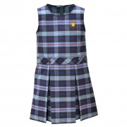 Girls Plaid jumper