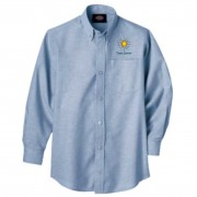 Boys Button Down Long Sleeve Oxford