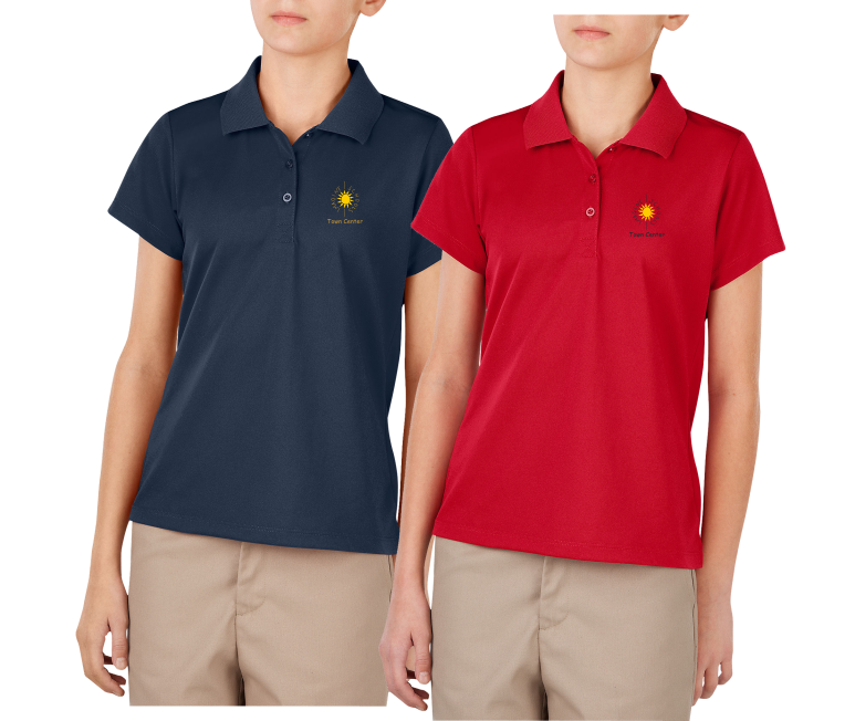 Limited Availability (No Back Orders) Girls Dickies Short Sleeve 100 ... 0e66a5aff